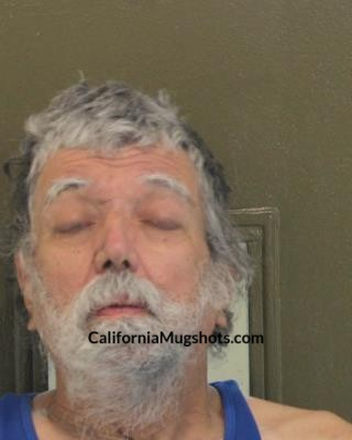 Tony A. Lombardo arrested in Tehama County,CA