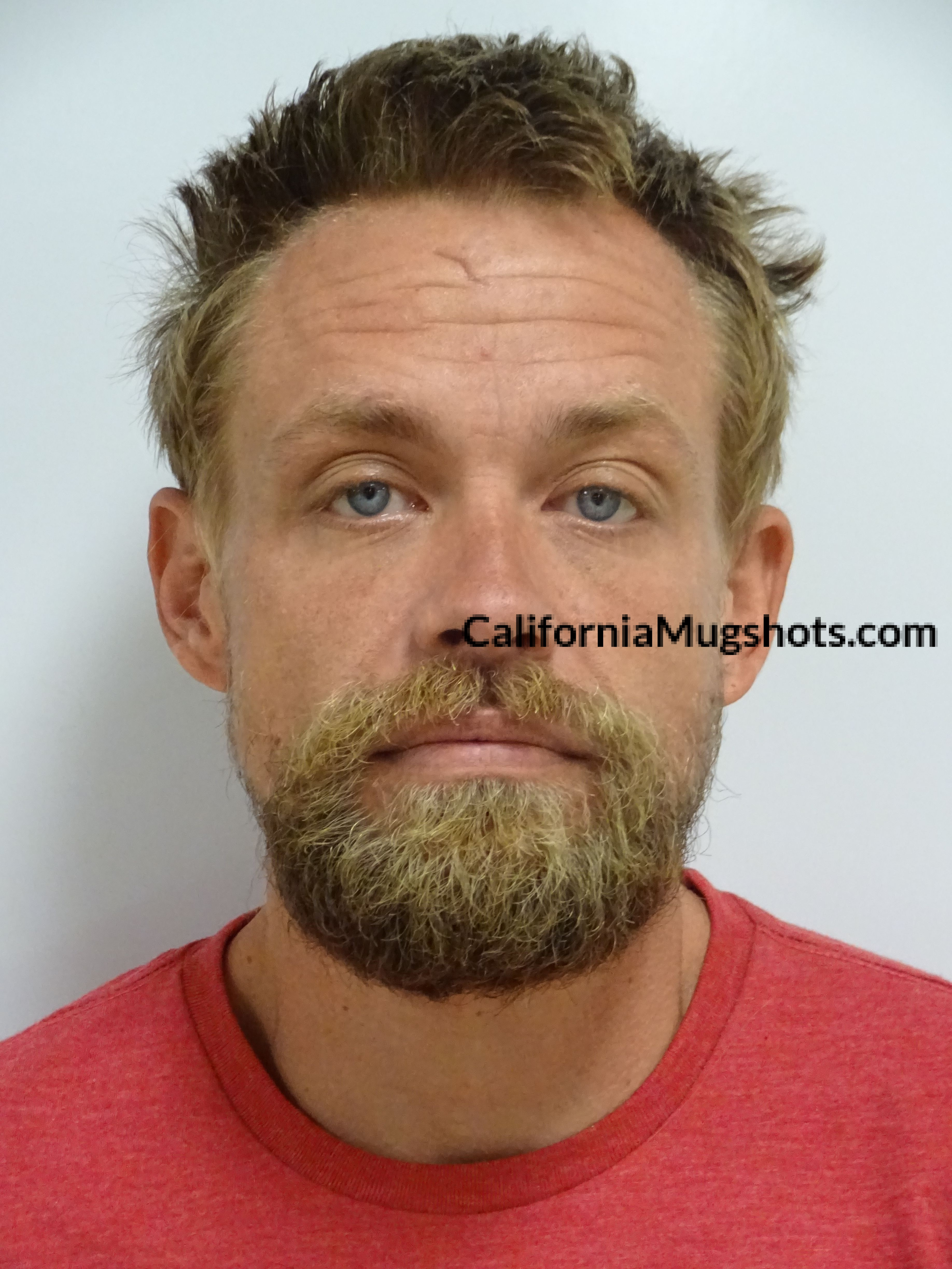Anthony Ray Mahan arrested in Lake County,CA