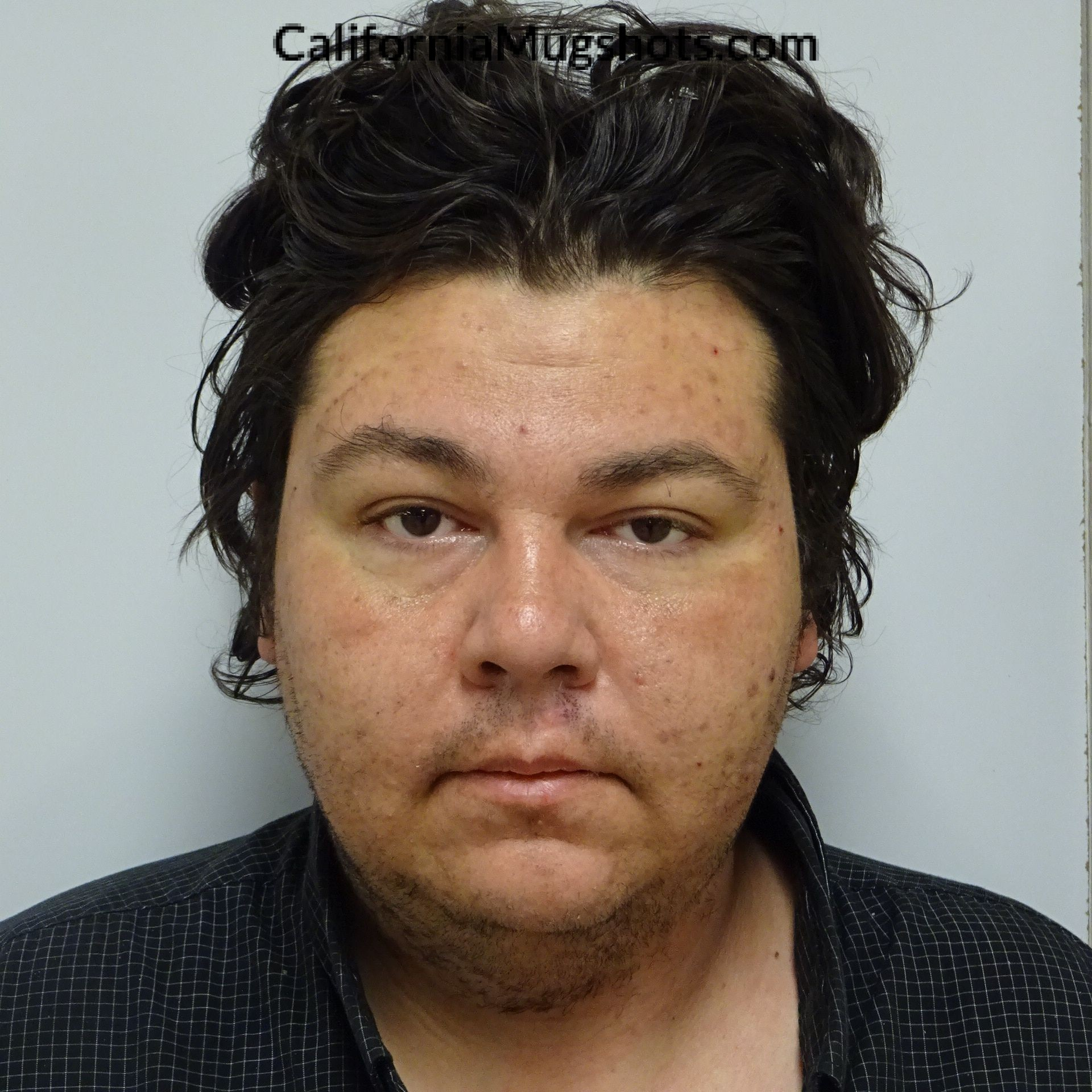 Frankie Robert Gonzales arrested in Lake County,CA