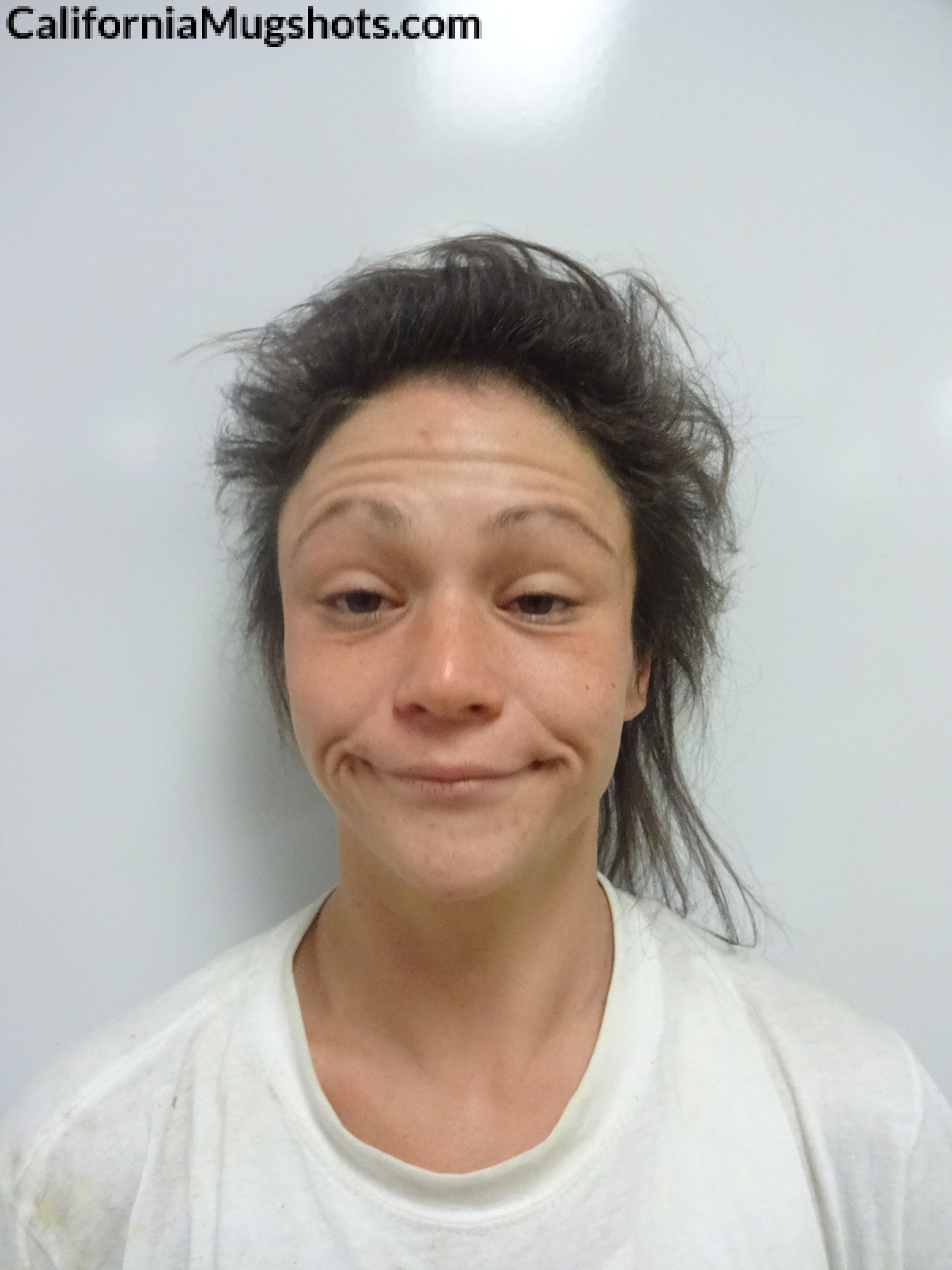 Janiece Faye Lavalley arrested in Lake County,CA