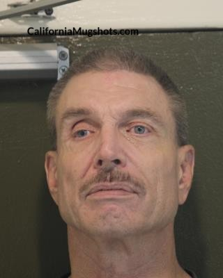 Russell M. Jedinak arrested in Tehama County,CA