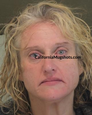 Lisa O. Scott arrested in Tehama County,CA