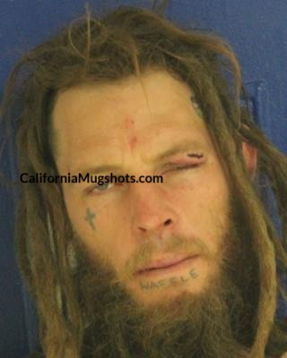 Daniel L. Pittman arrested in Tehama County,CA