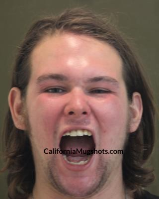 Forest Williamson arrested in Tehama County,CA