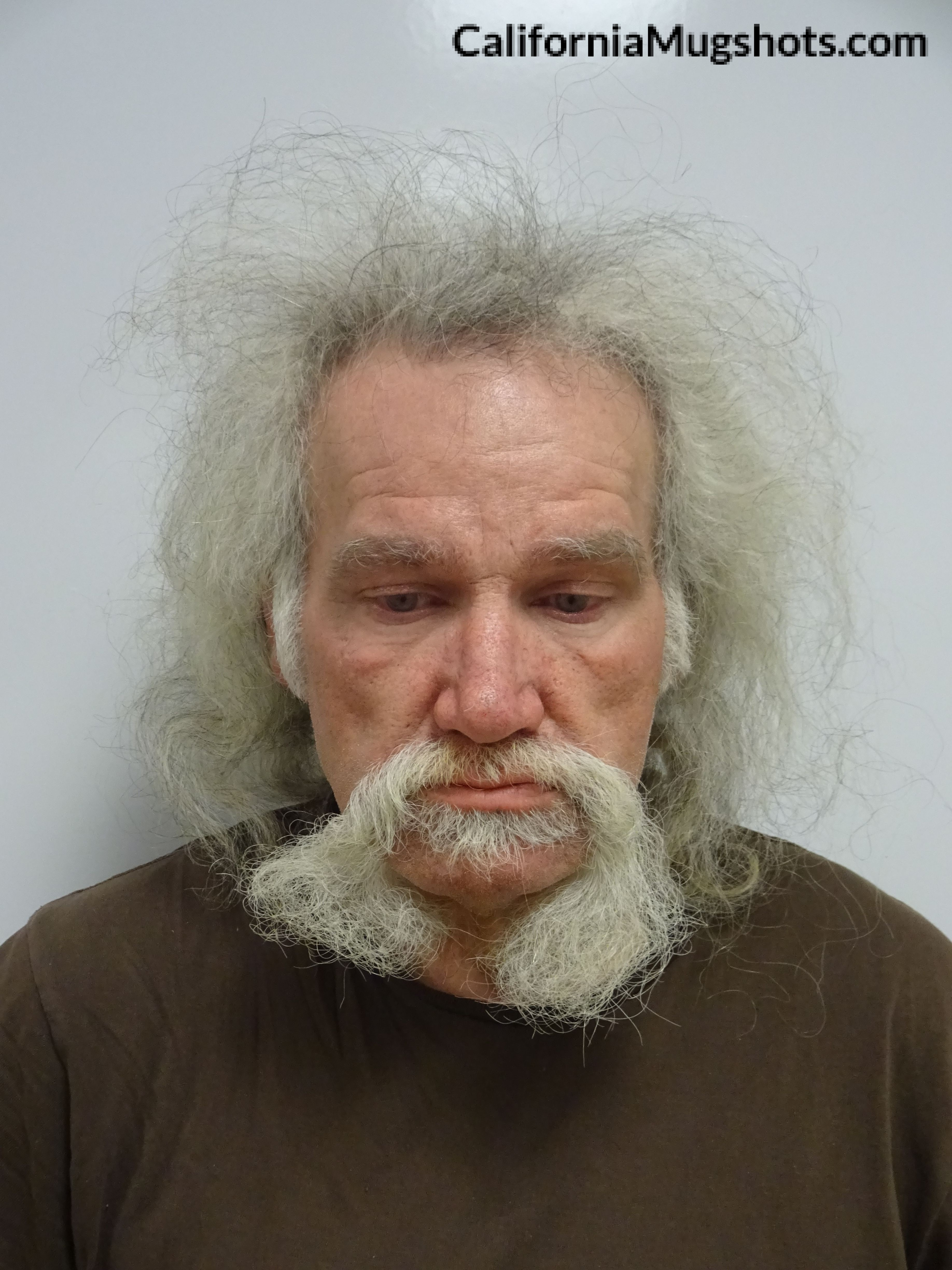 Arrest Photo of Floyd Bud Self