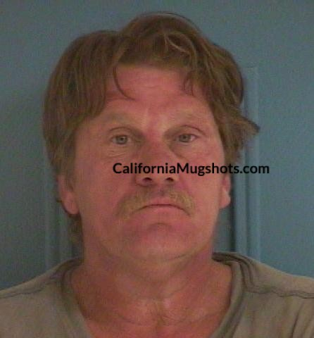Richard P. Mosley arrested in Tehama County,CA