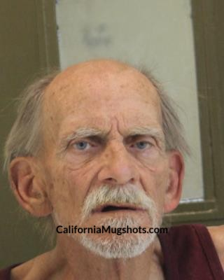 Arlie L. Sewell arrested in Tehama County,CA