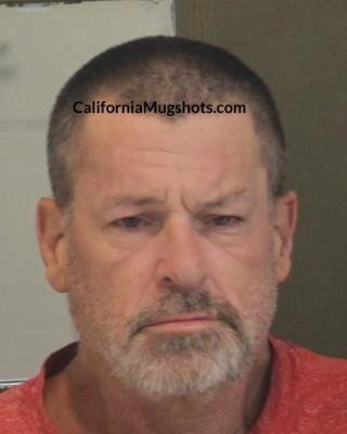Donald H. Oliveira arrested in Tehama County,CA
