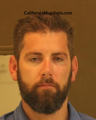 James M. Brownfield arrested in Tehama County,CA