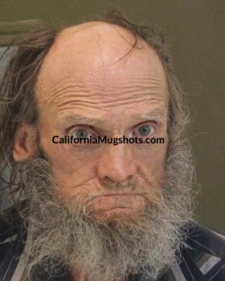 Paul D. Anderson arrested in Tehama County,CA