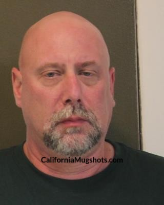 Brian S. Emery arrested in Tehama County,CA