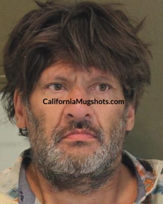 Randy A. Gallego arrested in Tehama County,CA