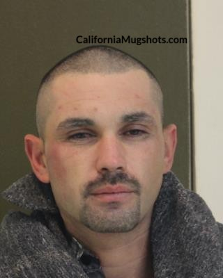Mariano N. Gomez-Lopez arrested in Tehama County,CA