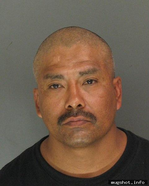 Arrest Photo of Edgar Garcia-Ayala