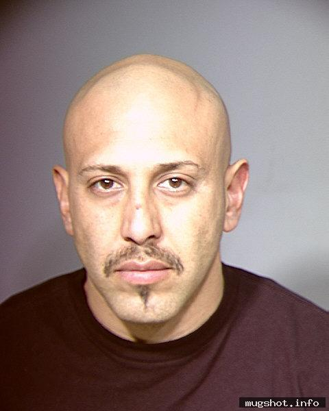 Arrest Photo of Victor Efren Navar