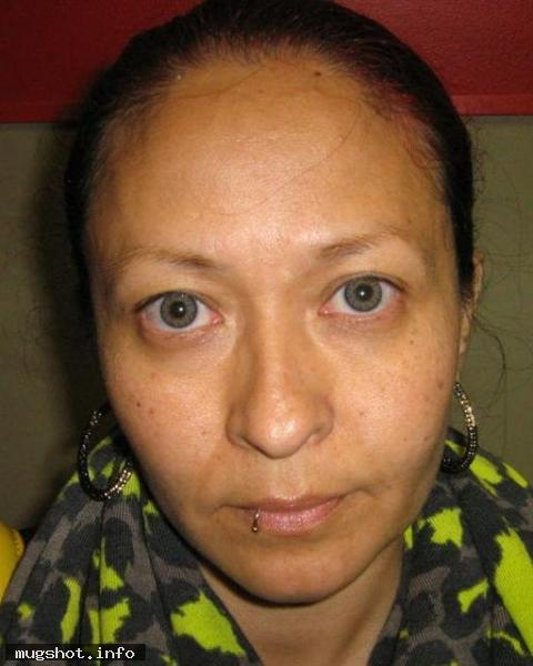 Juana M Campos arrested in Daly City,CA