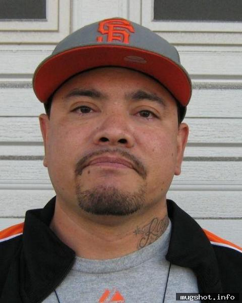 Damian Anthony Chavez arrested in Daly City,CA