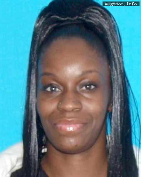 Mary Fayequita Woods arrested in Daly City,CA