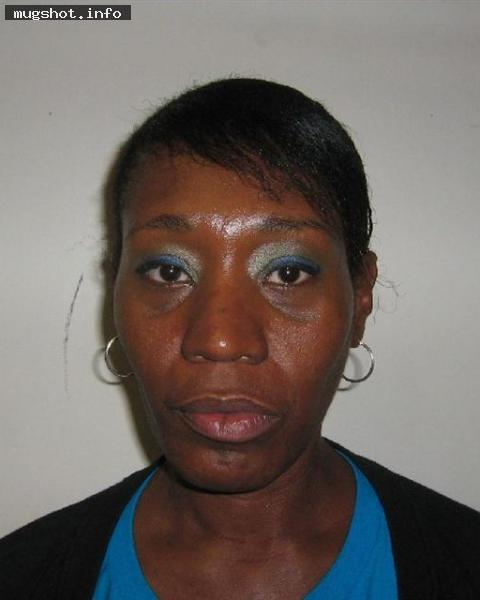 Kimberly Djuan Jeffrey arrested in Daly City,CA
