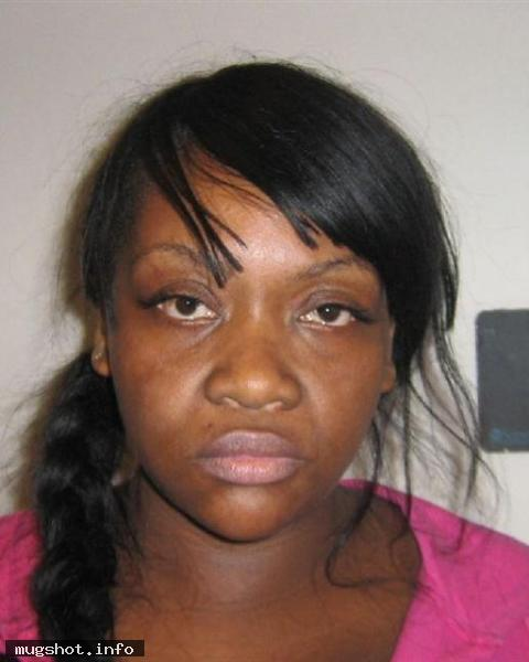 Chantiy Lavern Waters arrested in Daly City,CA
