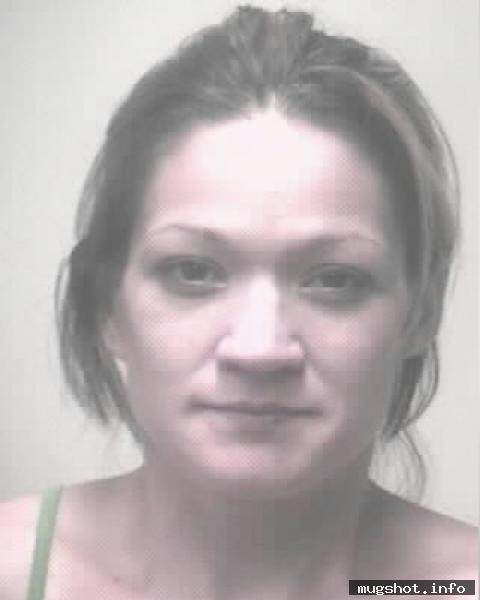 Jessica Marie Barkey arrested in Sutter County,CA
