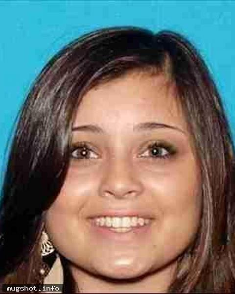 Christina Germaine Simone arrested in Daly City,CA