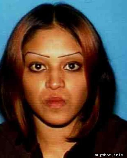 Michelle Asteria Reyes arrested in Daly City,CA