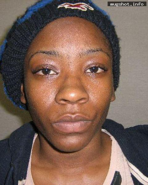 Mariah Destiny Mcclanahan arrested in Daly City,CA